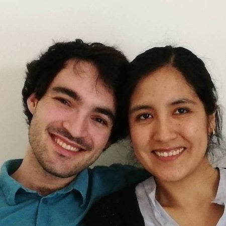 Giovana et Luis C.