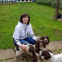 dog walker Moira Jane