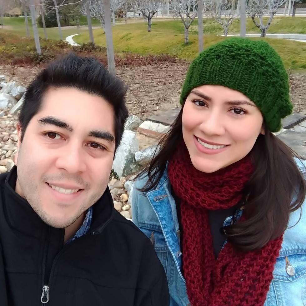Vanessa y Leandro V.