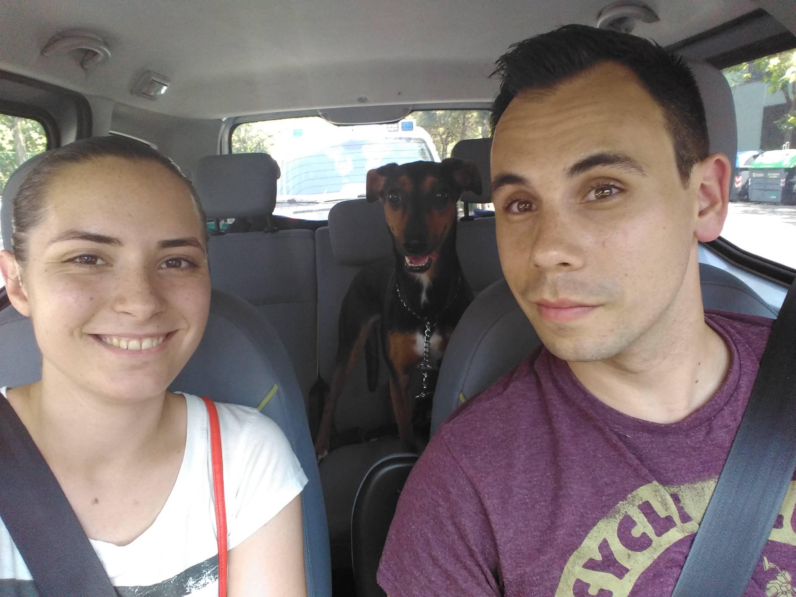 Susana y Cristian G.