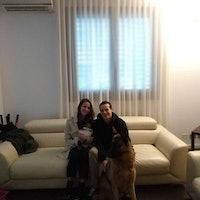 Giovanni e Federica's dog boarding