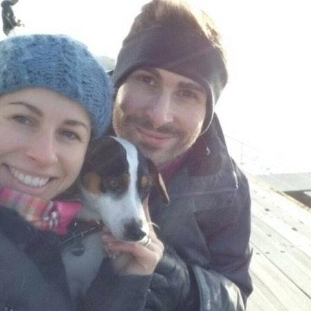 Jeremy and Aleksandra D.