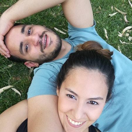 Ornella y Jhonan M.