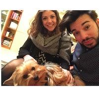 Sergio&Arianna's dog boarding